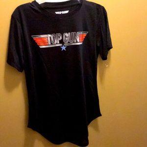 NWOT Top Gun tshirt